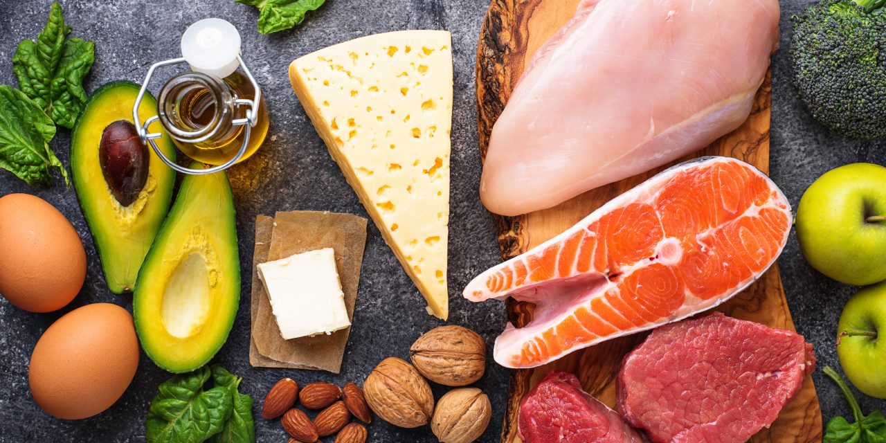 The Ultimate Keto Shopping List
